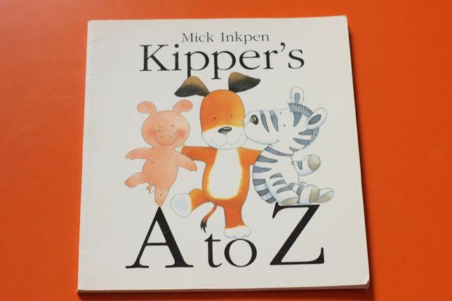 KIPPER'S A to Z Kacper Mark Inkpen angielski BDB-/DB+
