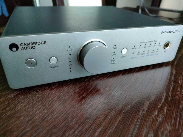 DAC Cambridge Audio Dacmagic 200m jak nowy