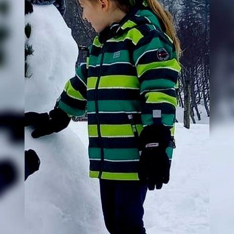 Зимняя лыжная куртка штаны комбинезон LEGO Wear р.110-116 Reima Lenne