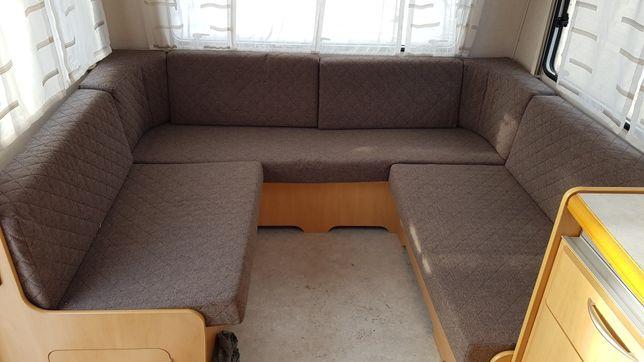 Podkowa poduszki camper kemping fendt