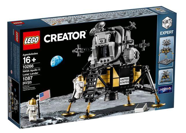 LEGO 10266 Creator Expert NASA Apollo 11 Lunar Lander