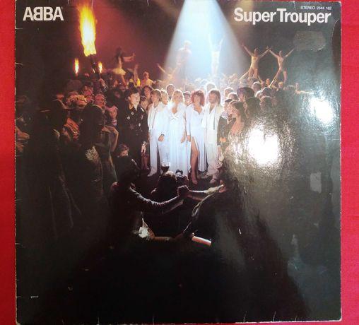 Пластинка ABBA 1980 - Super Trouper