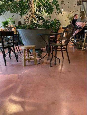 Пол в кафе,ресторан, офис,стоматологию