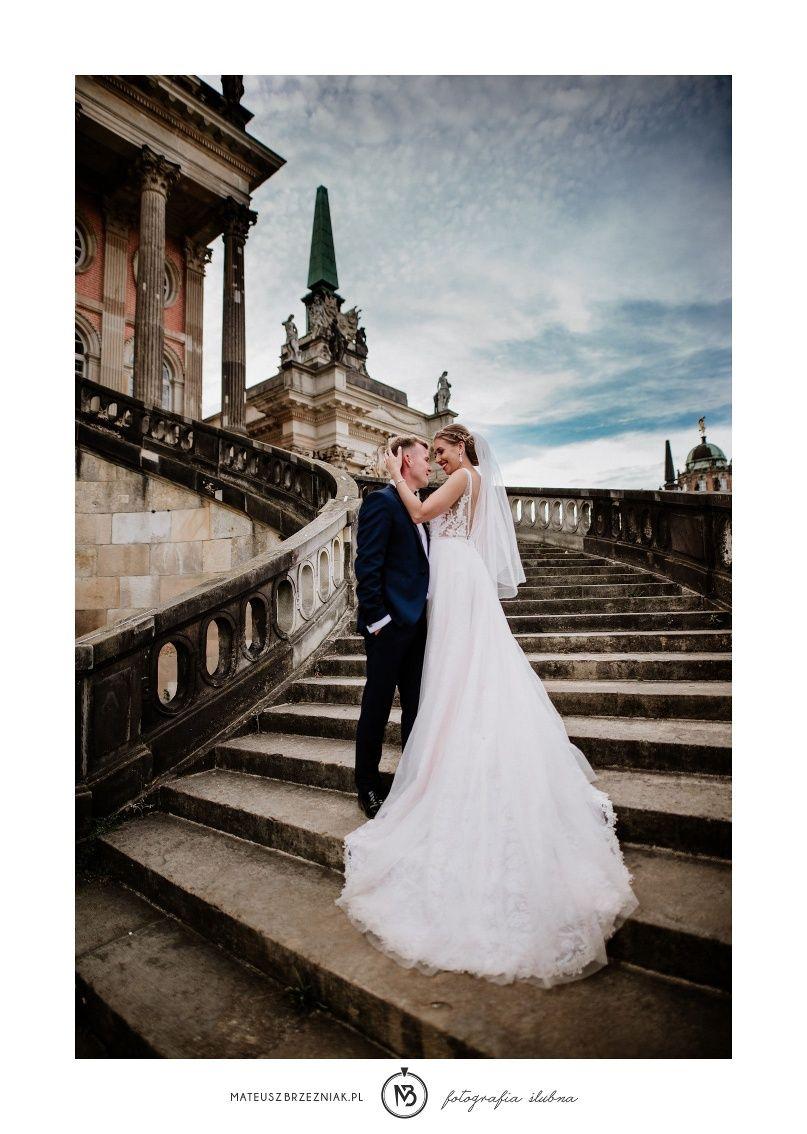 Suknia ślubna erica