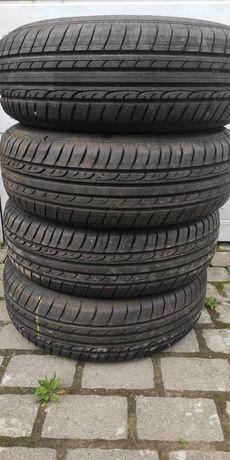 Шини літні 215 65 16 98H, Dunlop sport fast response, нові, , t5...