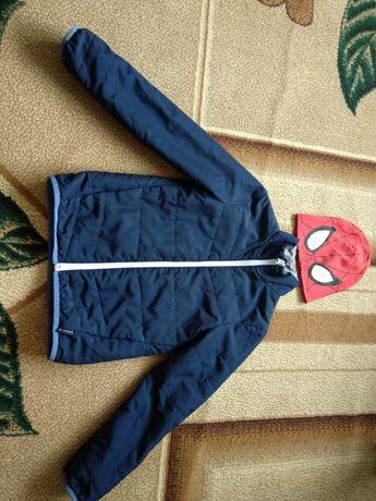 Куртка осіння 7-8 років для хлопчика