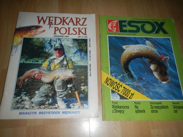 Wędkarz Polski, Esox