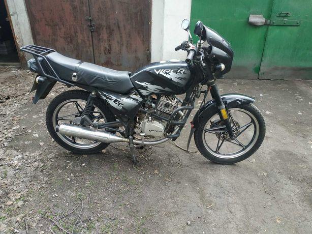 Мотоцикл Вайпер 125
