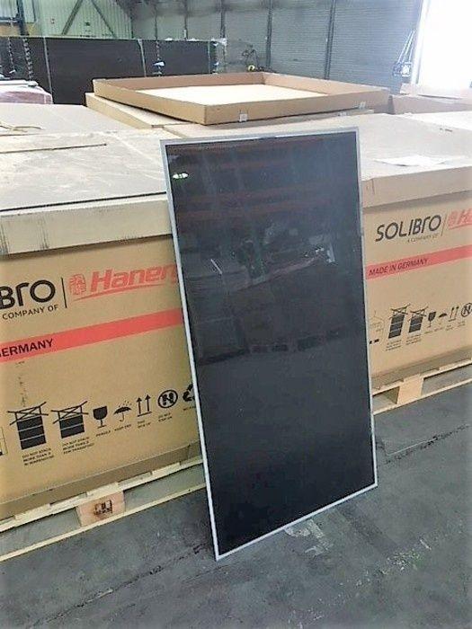 Panele fotowoltaiczne używane Solibro SL1-75 , 79 zl sztuka