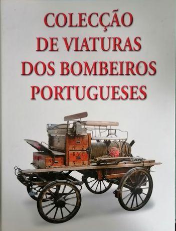 Coleção completa de 639 calendários de viaturas Bombeiros Portugueses