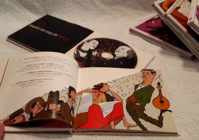 CD'S  100 anos de fado  fado