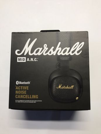 Наушники Marshall Mid A.N.C Bluetooth.Нові Німеччина