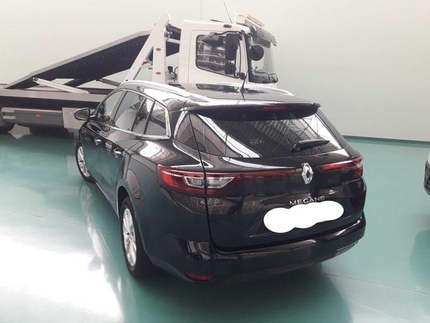 Renault Megane Sport Tourer 1.2 limited