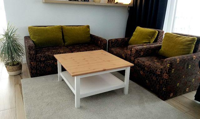 Kanapa + 2 fotele, bardzo wygodne - SPRZEDAM