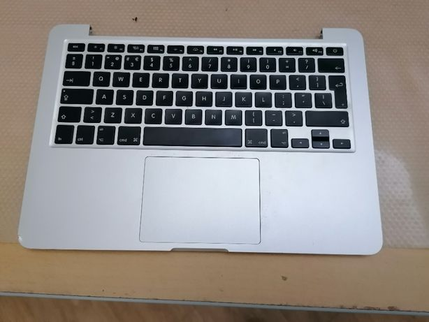 Top case Macbook A1502 / Para peças / Motherboard Ok