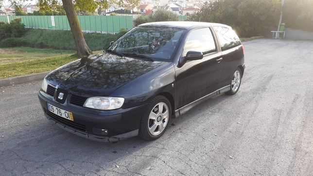 Seat Ibiza 6k2 1.6sr