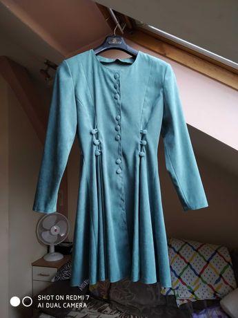 Sukienko płaszcz