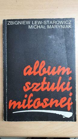 Album sztuki miłosnej - Zbigniew Lew - Starowicz