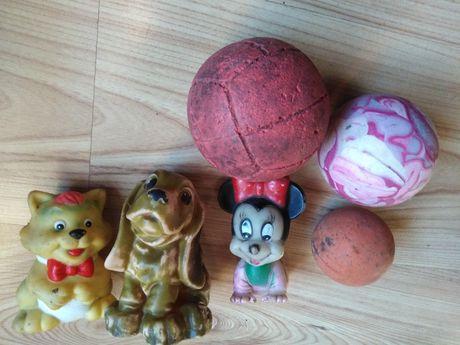 Мяч мячик для собаки (цена за все)