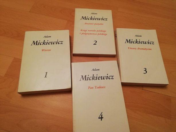 Adam Mickiewicz - zbiór dzieł, 1982