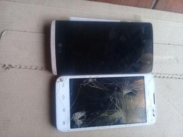 Телефон смартфон LG