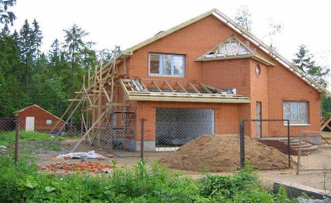 Строительство дома, ремонт квартир