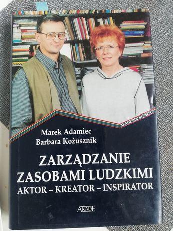Książka z Zarządzania