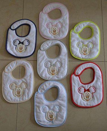 Babetes bebe plastificadas