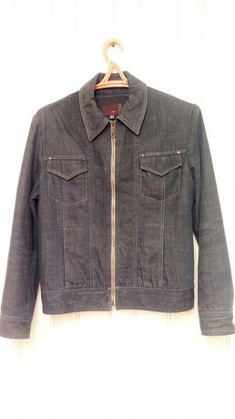 Котоновая куртка Zara размер М.
