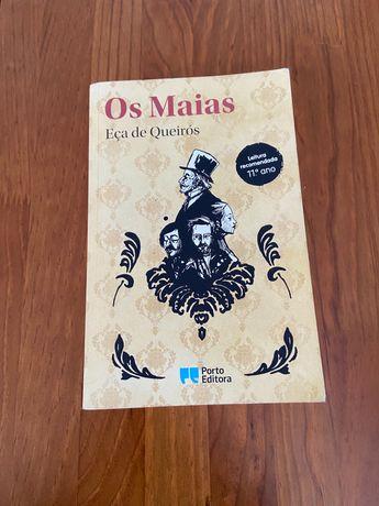 Livro: Os Maias, Eça de Queiroz