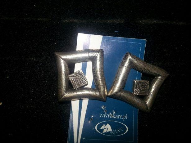 Sprzedam nowe kolczyki srebrne próby 925