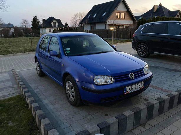 Volkswagen Golf IV 1.4 benzyna 5-drzwiowy