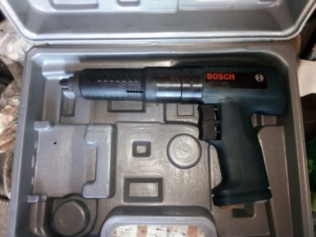 Parafusadora Bosch Pneumática