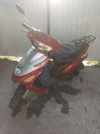 скутер viper wind