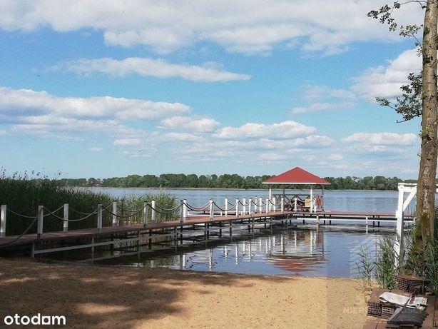 Działka rekreacyjna 5000 m2 nad jeziorem
