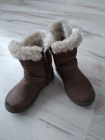 Buty zimowe rozmiar 27