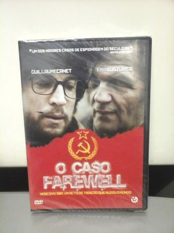 Dvd O CASO FAREWELL - Plastificado NOVO - Entrega IMEDIATA - G. Canet