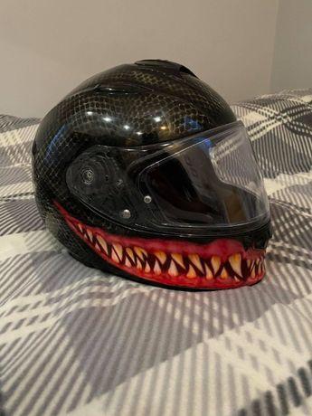 Kask motocyklowy Scorpion EXO aerograf