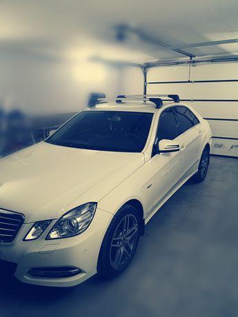 Багажник  Mercedes W212