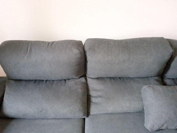 Sofá Conforama como novo