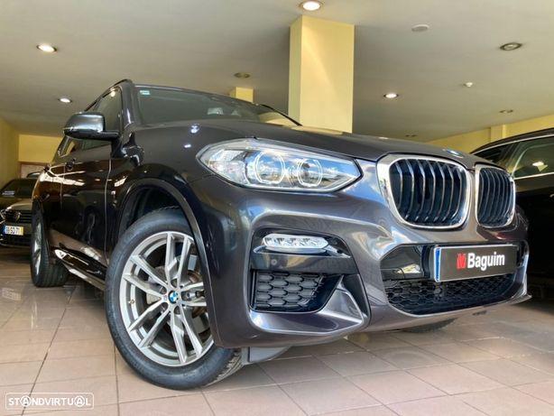 BMW X3 18 d sDrive Pack M Auto
