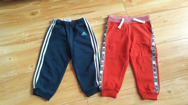 Spodnie dla chłopca rozmiar 86