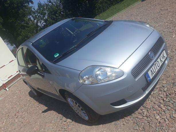 Fiat Grande Punto 1,2 Benzyna 5 drzwi Klima