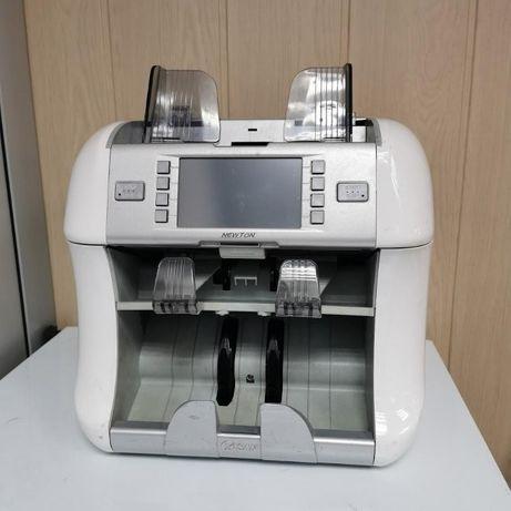 Лічильник банкнот з розпізнаванням номіналу та автоматичною детекцією