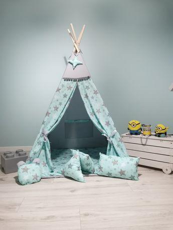 Namiot tipi dla dzieci zestaw wysylka gratis