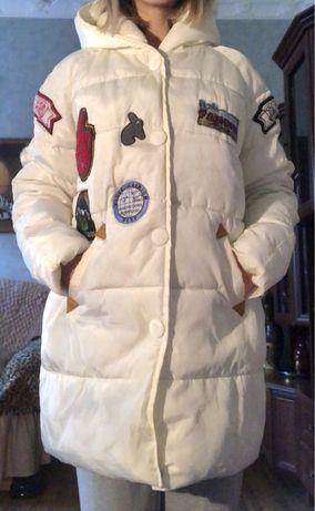 Зимний пуховик (куртка )