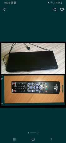 odtwarzacz LG blu ray DVD