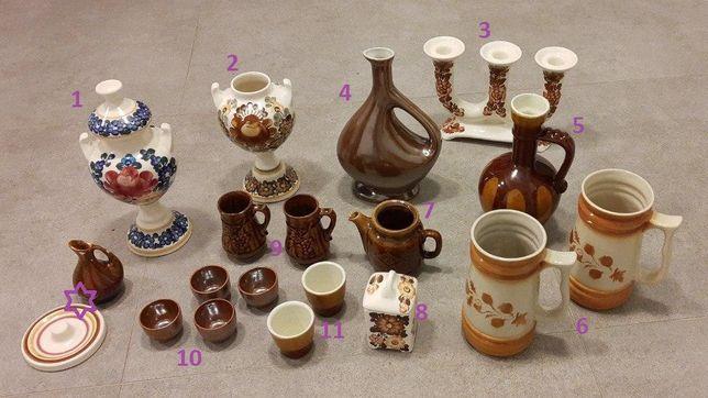 Ceramika PRL, cepelia, starocie
