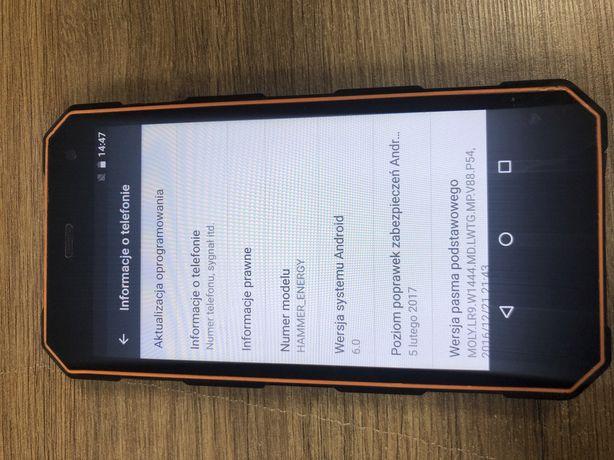 Hemmer Energy telefon budowlany pancerny