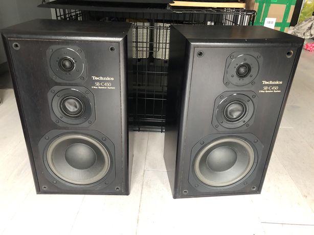 Kolumny monitory Technics SB-C450 BDB 100 W W-wa Wola